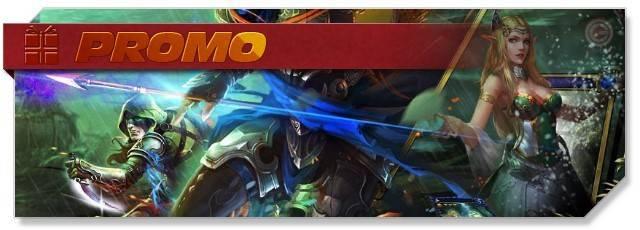 Summoner's Legion - Giveaway - ES