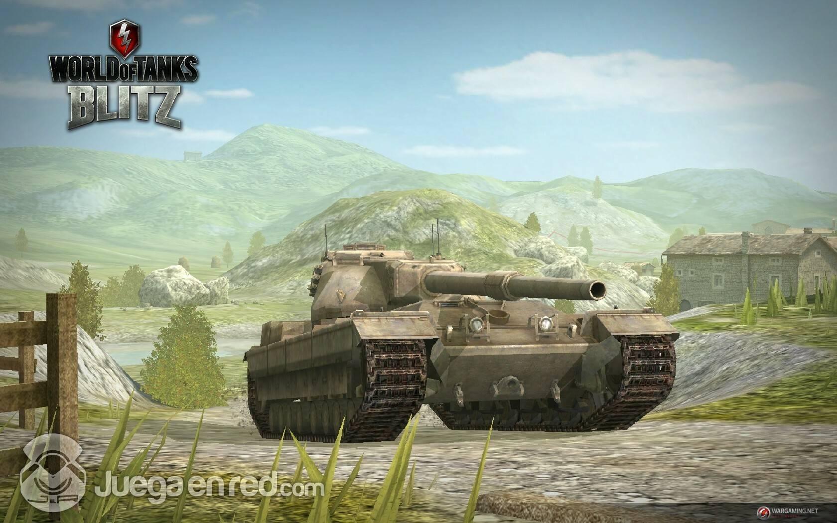 World Of Tanks Blitz Recibe Una Gran Actualización