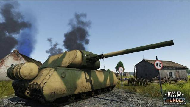 War thunder big guns JeR3