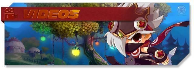 Rainbow Saga - Videos headlogo - ES