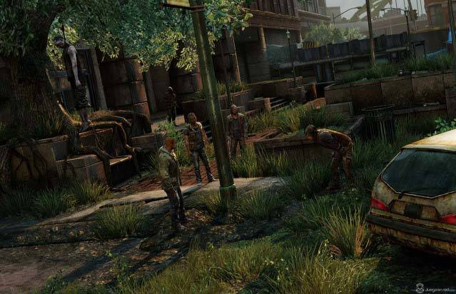 The last of Us shot 0