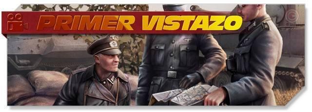 World of Tanks Generals - First Look headlogo - ES