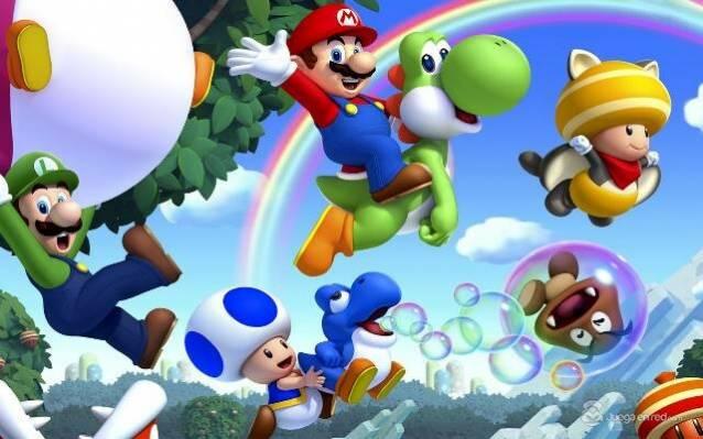 Mario MMO JeR1
