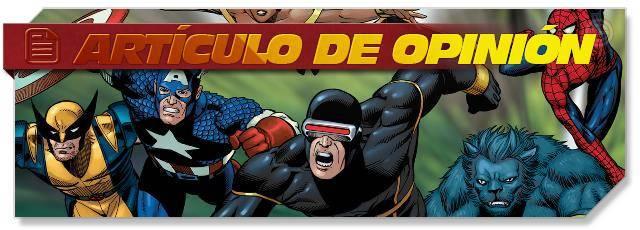 Marvel Heroes op-ed headlogo - ES