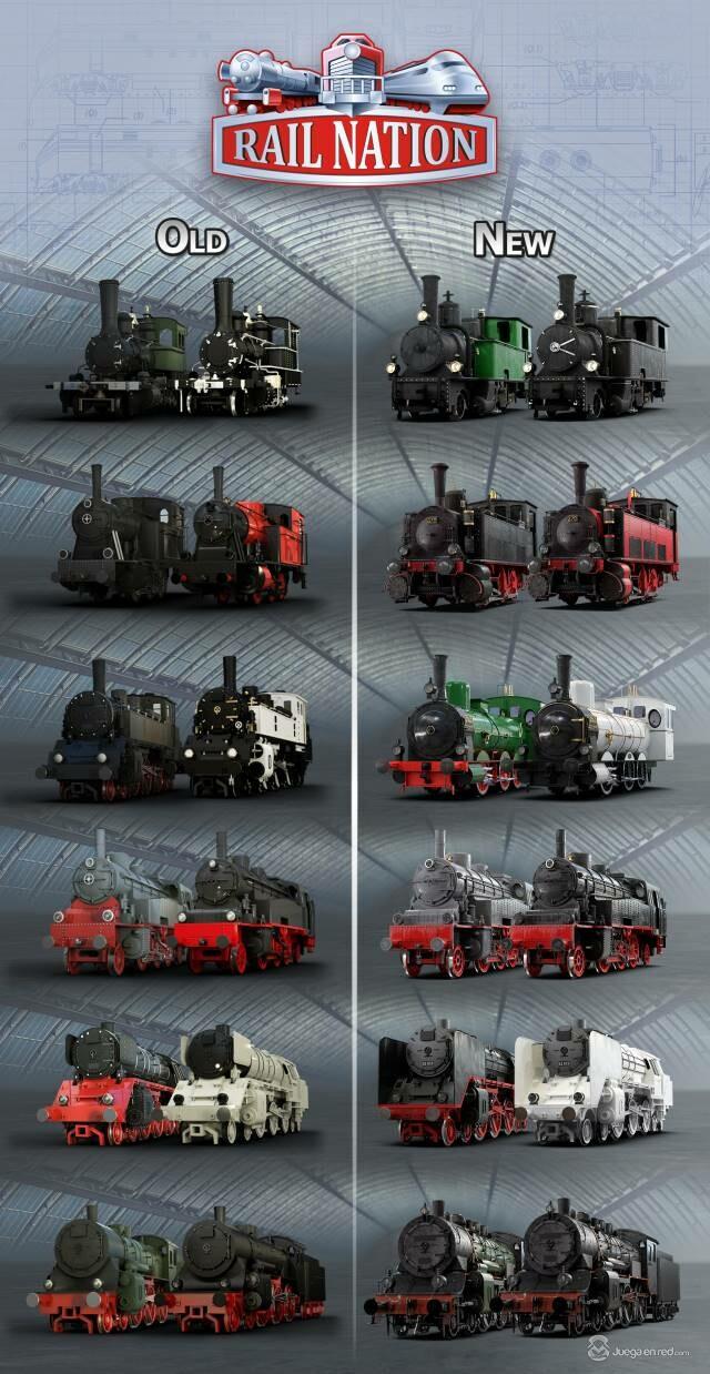 Rail nation rewamp JeR2