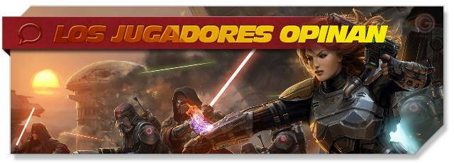 SWTOR - Peer Review headlogo - ES Juegaenred