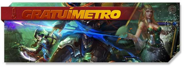 Summoner's Legion - F2PMeter headlogo - ES