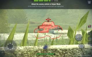 Wot blitz battle mission JeR1