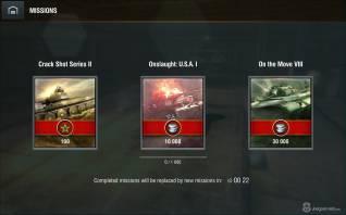 Wot blitz battle mission JeR4