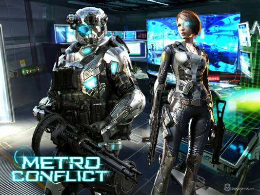 metro conflict JeR3