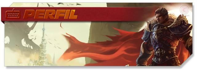 Echo of Soul - Game Profile headlogo - ES