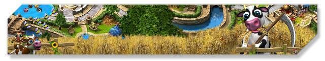 Cultiva un buen estilo de vida en Farmerama. Farmerama Online. Farmerama
