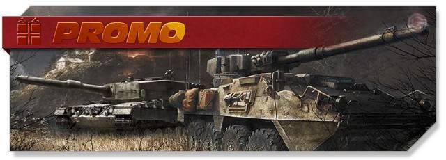 Armored Warfare - Giveaway heaolgo - ES