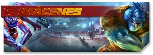 Games of Glory - Screenhots headlogo - ES