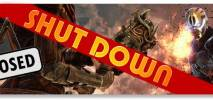 Nosgoth - Shut Down headlogo