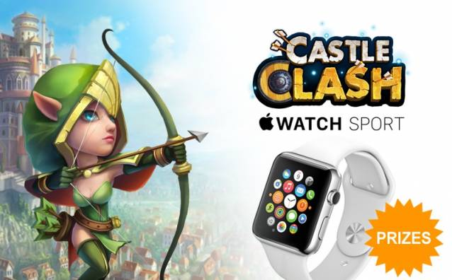 Castle Clash Watch
