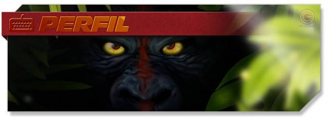 Jungle Wars - Game Profile headlogo - ES