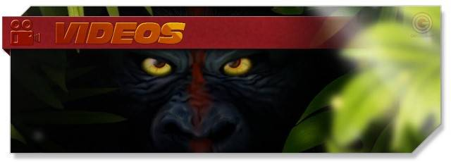 Jungle Wars - Videos headlogo - ES