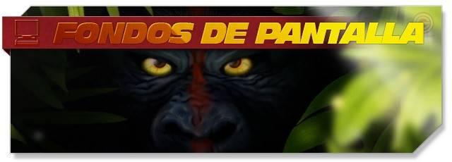 Jungle Wars - Wallpapers headlogo - ES