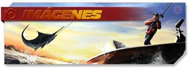 World of Fishing - Screenshots headlogo - ES