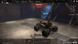 Crossout GC 2015 JeR3