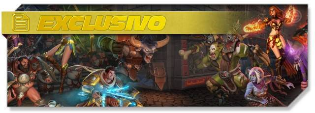 Orcs Must Die Unchained - exclusive headlogo - ES