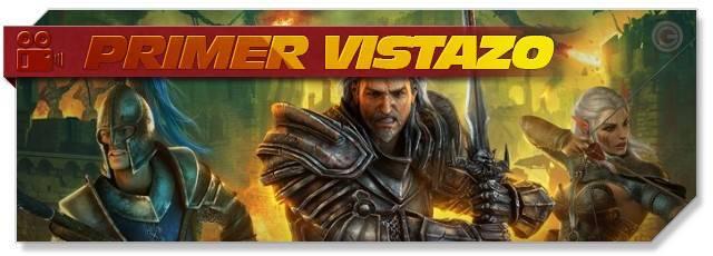 Stormfall Age of War - First Look headlogo - ES