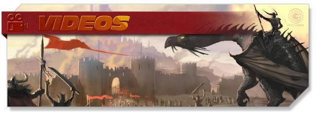 Dragons of Atlantis - Videos headlogo - ES