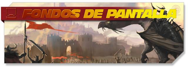 Dragons of Atlantis - Wallpapers headlogo - ES
