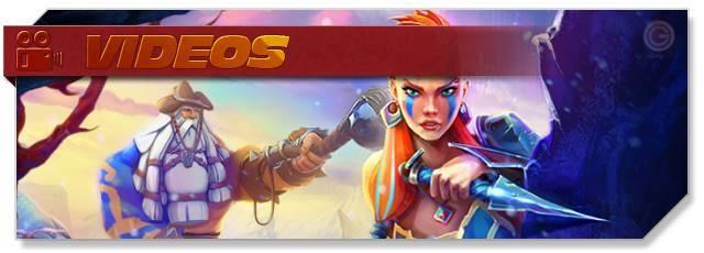 Nords Heroes of the North - Videos headlogo - ES