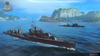 WoWs soviet JeR3