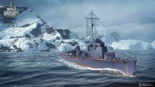 WoWs soviet JeR4