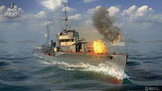 WoWs soviet JeR6