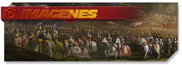 Legends of Honor - Screenshots headlogo - ES