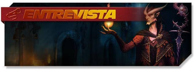 Neverwinter - Interview headlogo - ES