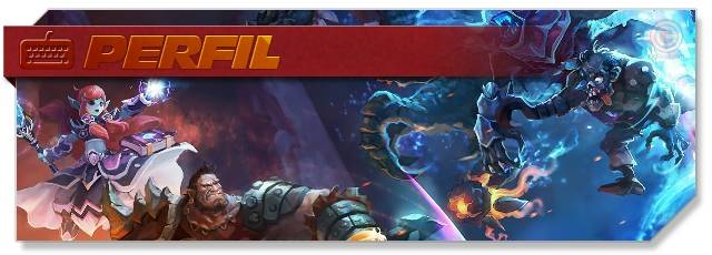 Abyss - Game Profile headlogo - ES