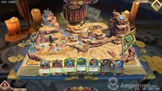 Chronicle RuneScape Legends beta cerrada JeR1