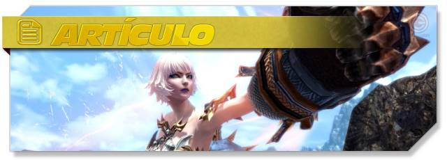 TERA - brawler article headlogo - ES