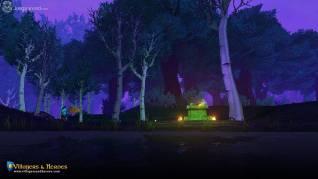 Villagers & Heroes actualizacion Secret of the Coille JeR4