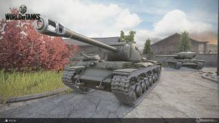 World of tanks Ps4 beta JeR2