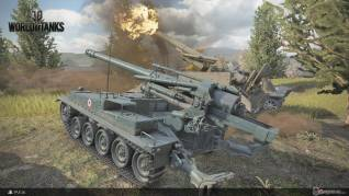 World of tanks Ps4 beta JeR3