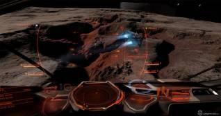 Elite Dangerous expansion Horizons imagenes aterrizajes planetarios JeR4