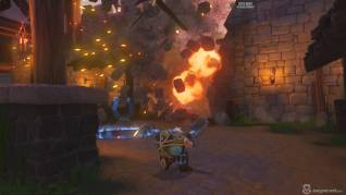 Orcs Must Die Unchained imagenes mapa Surrounded JeR4