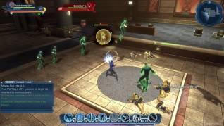 DC Universe Online imagenes lanzamiento Xbox One JeR4