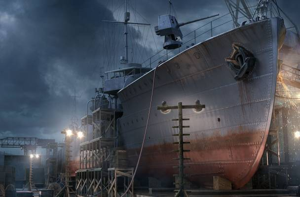 WoWS_Artwork_Project_R