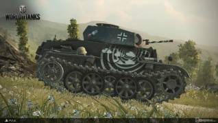 World of Tanks imagenes lanzamiento Ps4 JeR1