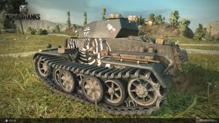 World of Tanks imagenes lanzamiento Ps4 JeR2