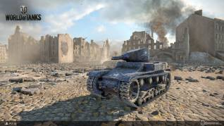 World of Tanks imagenes lanzamiento Ps4 JeR3