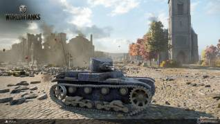 World of Tanks imagenes lanzamiento Ps4 JeR4