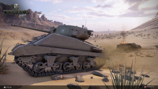 World of Tanks lanzamiento PS4 JeR1